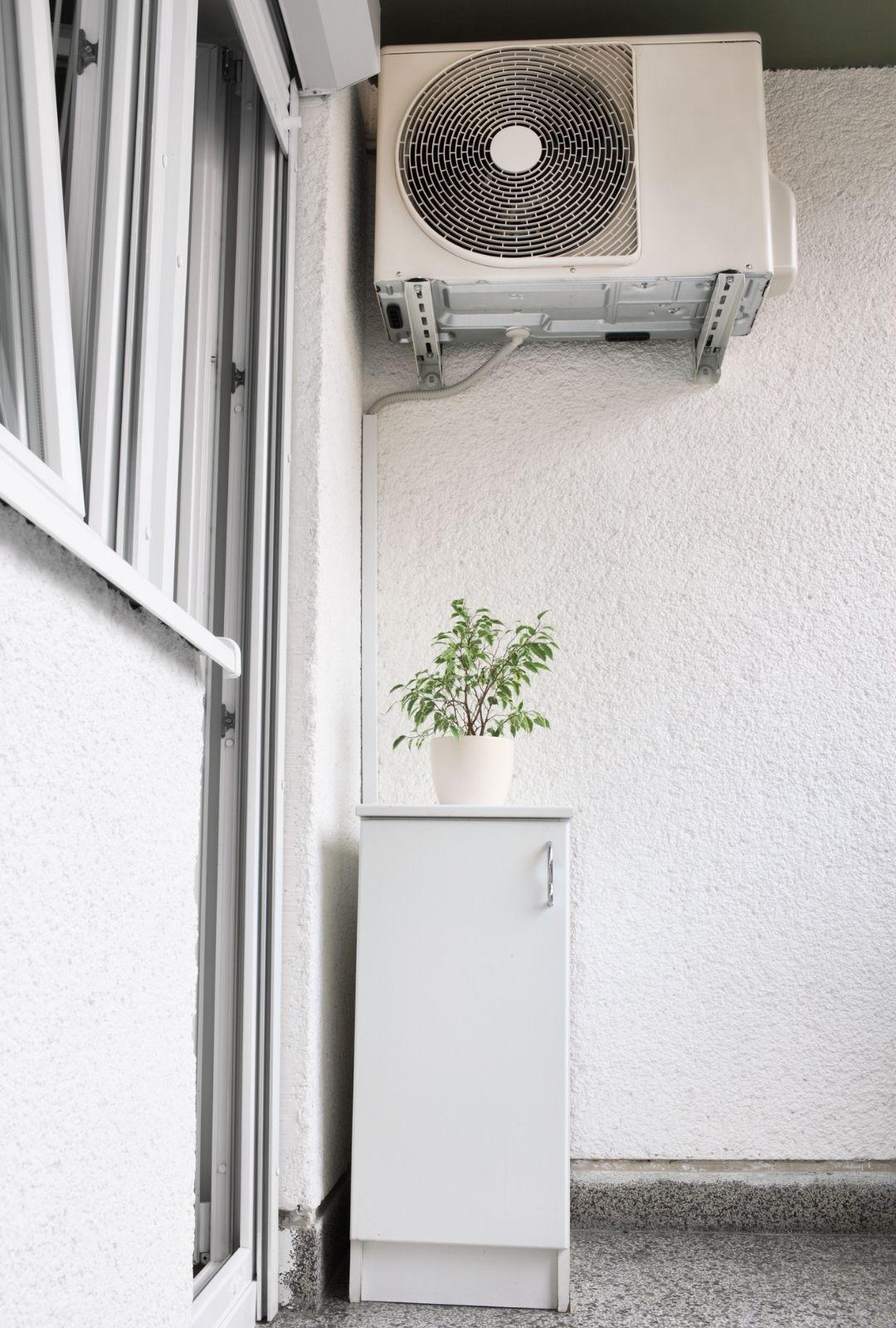 Klimatyzacja głogów balkon